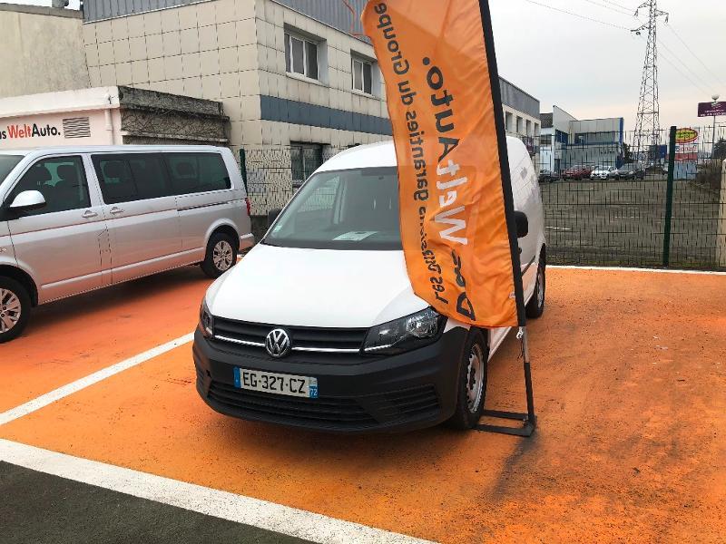 volkswagen caddy van 2 0 tdi 102ch business line ref 1017351 ponthou occasions. Black Bedroom Furniture Sets. Home Design Ideas